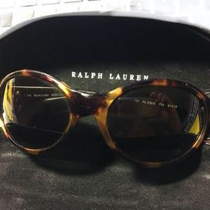 Ralph Lauren Tortoise 110 Rl 836/S Sunglasses